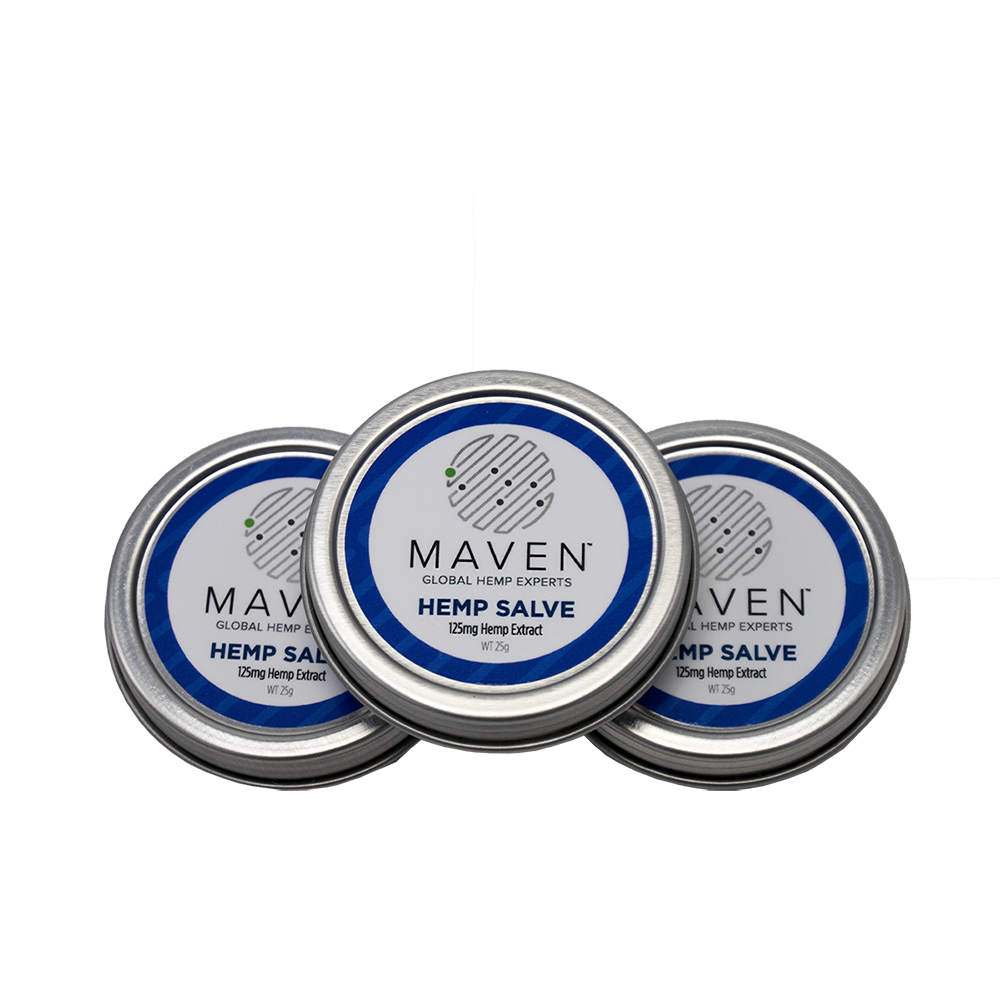 Maven Hemp Salve