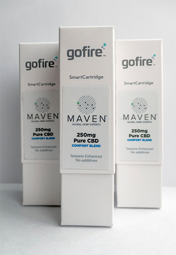 gofire cbd ingredients and content